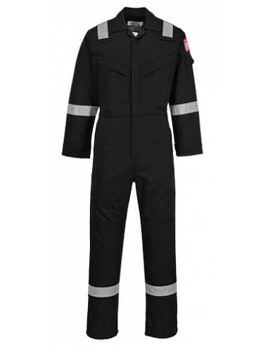 Flame Resistant Anti-Static Coverall...