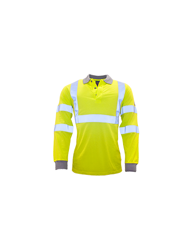 Flame Resistant Anti-Static Hi-Vis...