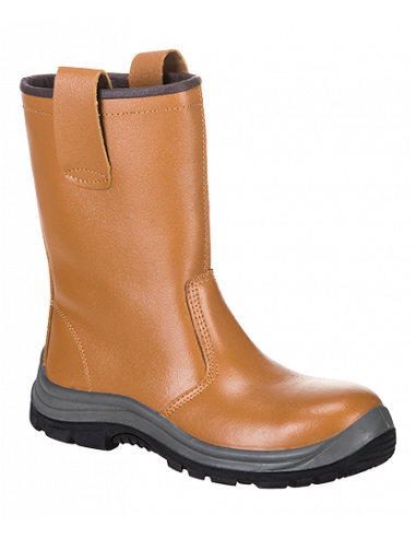 Steelite Rigger Boot S1P HRO (Unlined)