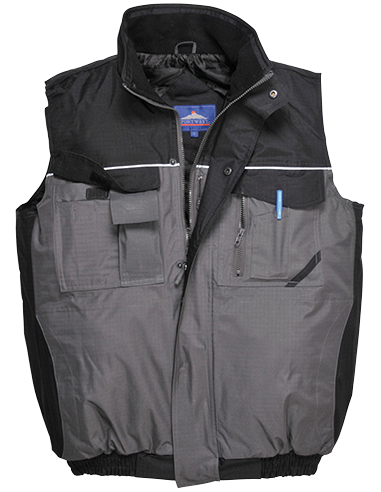 RS Tweekleuren Bodywarmer